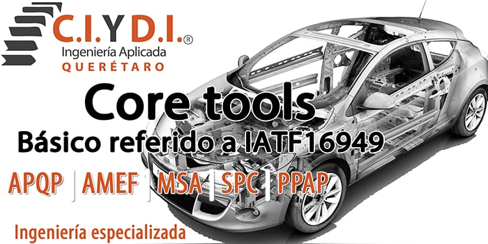 Core Tools Qro
